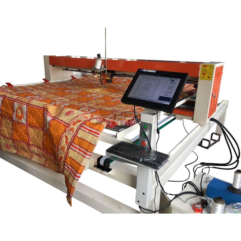 SL-DN5B 全移動單針絎縫機