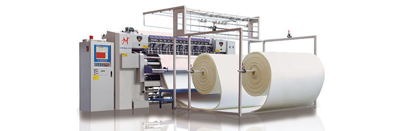 SL-WJ-H 床墊機械電腦無梭多針絎縫機(加厚型)